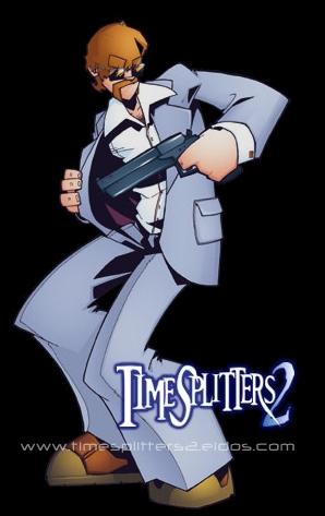 Timesplitters World Gt Downloads Gt Artworks Gt Timesplitters 2 Gt Ts2 Artwork Harry Tipper