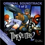 TimeSplitters 2 SoundTrack Cover