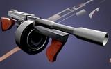 17 Tommy Gun (x2)