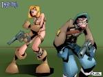 TS2 Wallpaper - Jungleqeen, Captain Ash