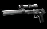 4 Pistole 9mm (x2)