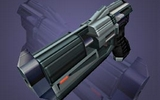 18 Scifi-Pistole